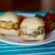 Mini Turkey Cheese Patties or Burgers: A kid-friendly, healthy freezer meal!