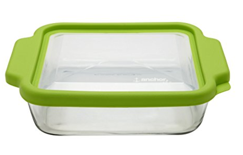 Freezer meal container