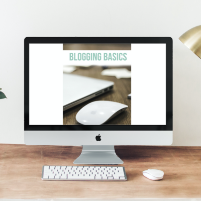 Build a Blog That Will Thrive!