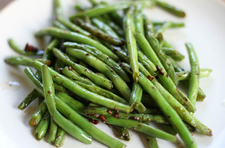 This healthy, family-friendly green bean recipe is delicious! The soy-garlic combination packs so major flavor that will change the way you think about this green vegetable!