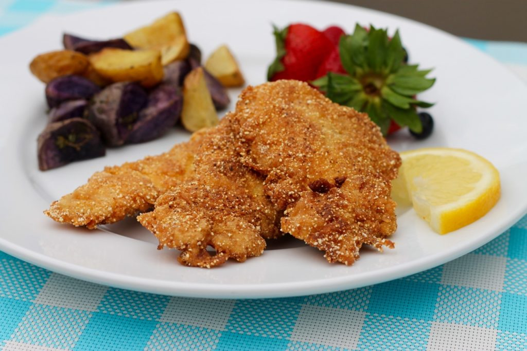 Pan-Fried Catfish is cheap, kid-friendly, and so tasty.