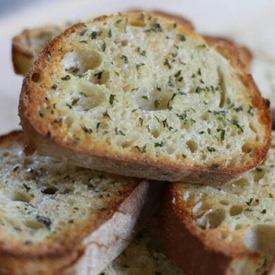 Garlic Bread (Done RIGHT!)