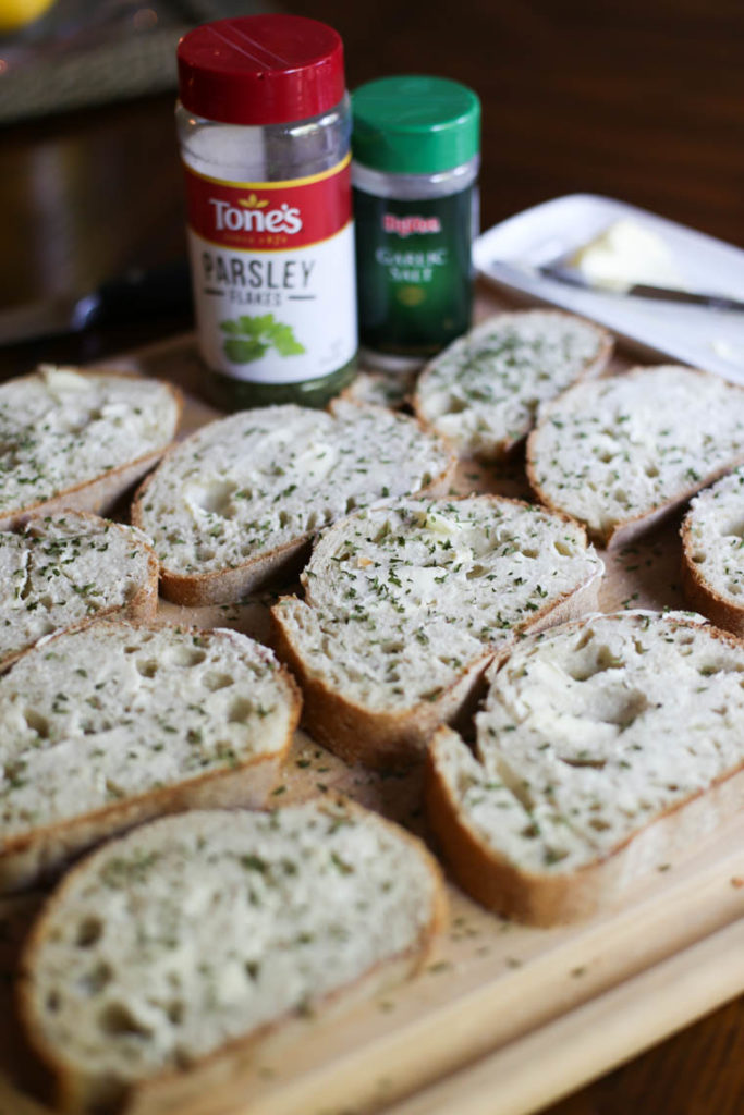 Take your garlic bread game to the next level using this method. You'll never go back!