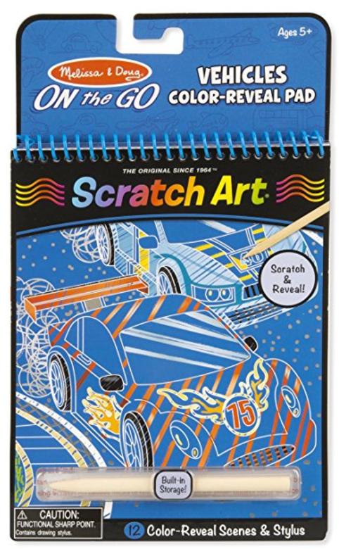scratch art
