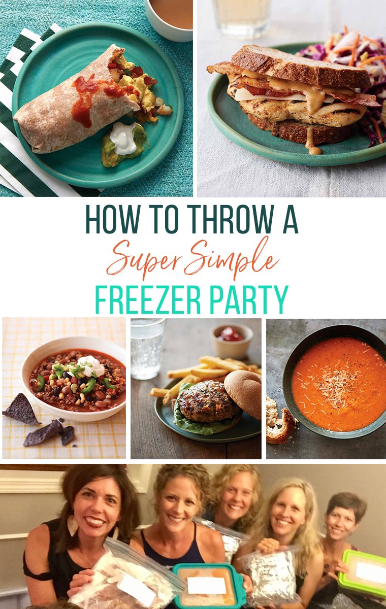 A Super Simple Summer Freezer Party The Answer To Our
