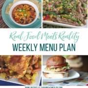 Real Food Menu Plan for August 7 to August 13 : Real Food Menu Plan for September 1 to September 7: Easy and delicious meal ideas that the whole family will love. Posted every Friday at Thriving Home. Easy and delicious meal ideas that the whole family will love. Posted every Friday at Thriving Home.