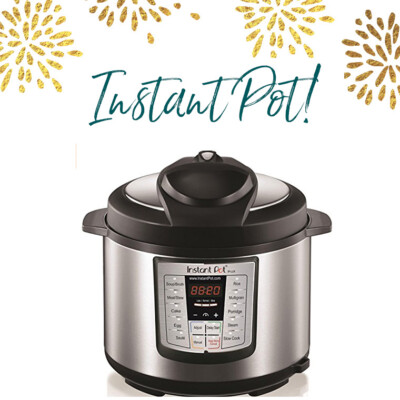 Celebration Giveaway #5: Instant Pot! {EXPIRED}
