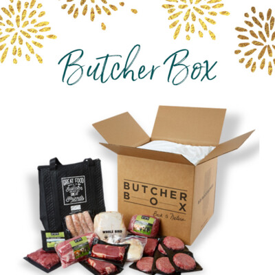 Celebration Giveaway #4: Butcher Box ($129 value) {EXPIRED}