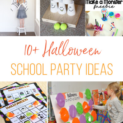 10+ Halloween School Party Ideas