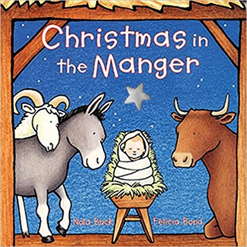 Chirstmas in a Manger