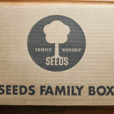 Grow the Faith of Your Family with Seeds Family Box {Giveaway Expired}