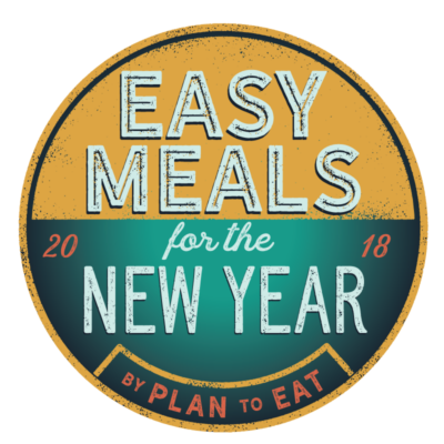 30 Easy Meals for the New Year (with Plan to Eat)