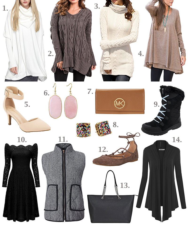 affordable fashion items from Amazon and how to for shop them
