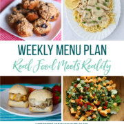 Real Food Menu Plan for February 5 to February 11: Easy and delicious meal ideas that the whole family will love. Posted every Friday at Thriving Home. Easy and delicious meal ideas that the whole family will love. Posted every Friday at Thriving Home.