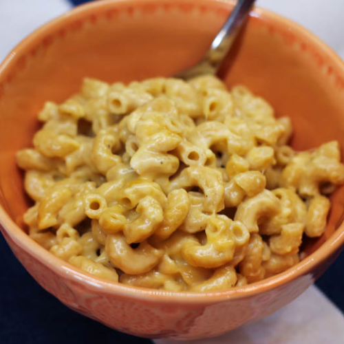 mac and cheese in the instant pot