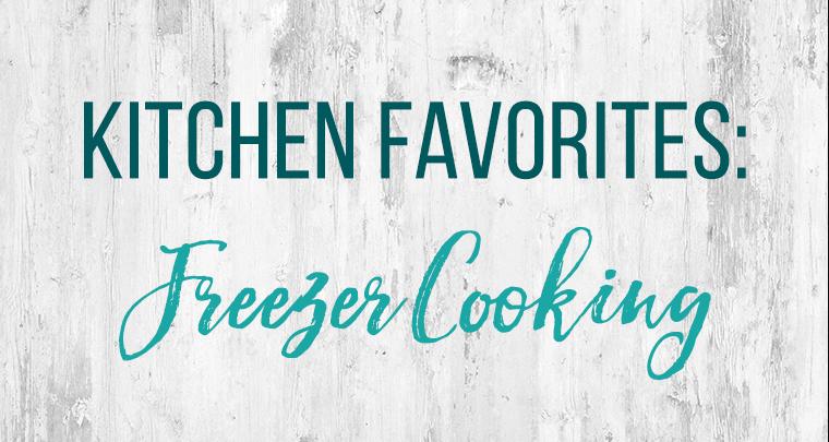 Text image Kitchen Favorites
