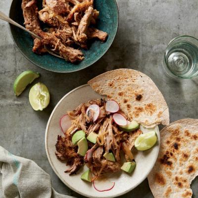 From Freezer to Table: Killer Carnitas