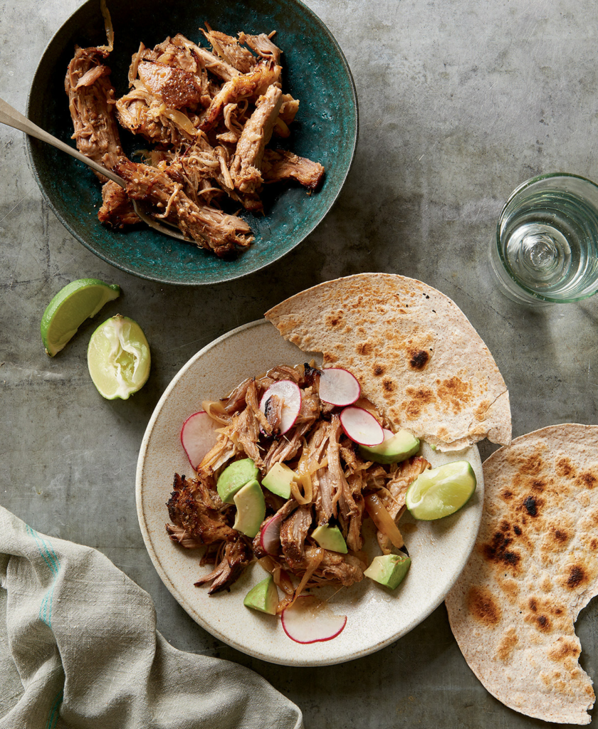 From Freezer to Table: Killer Carnitas