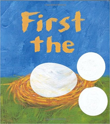 Children's Book: First The Egg