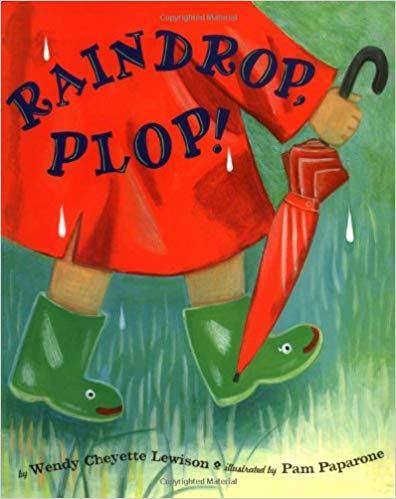 Children's Book: Raindrop Plop