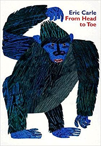 Children's Book: From Head to Toe