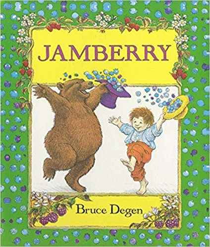 Children's Book: Jamberry