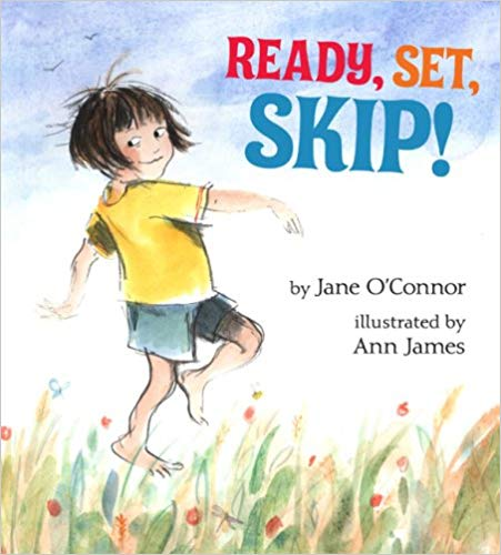 Children's book: Ready, Set, Skip