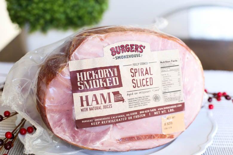 Burgers' Smokehouse ham