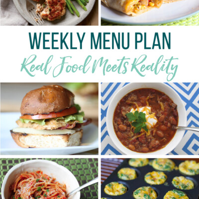 Weekly Menu Plan + Top 5 Hy-Vee Sales (10.19.18)