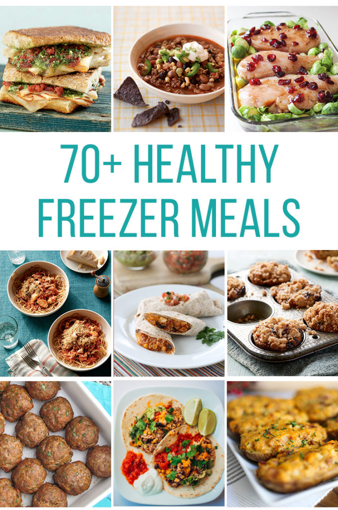 70 Healthy Freezer Meals Thriving Home