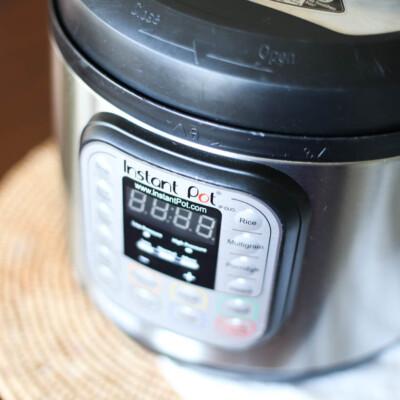 Instant Pot Cooking Times Chart: Fresh Meals & Freezer Meals