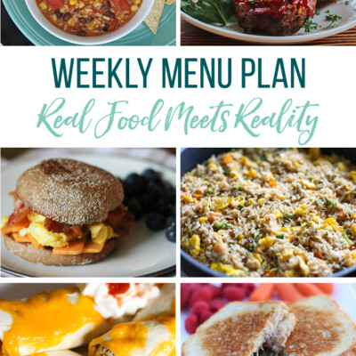 Weekly Menu Plan + Top 5 Hy-Vee Sales (12.14.18)