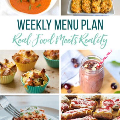 Weekly Menu Plan + Top 5 Hy-Vee Sales (2.1.19)
