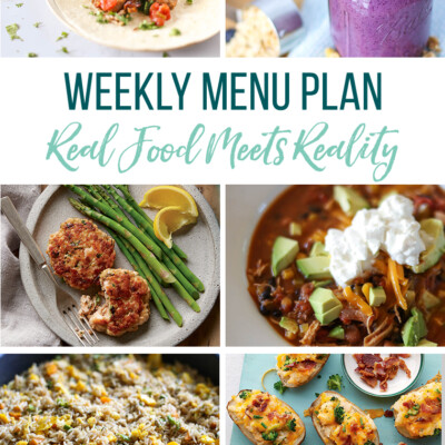 Weekly Menu Plan + Top 5 Hy-Vee Sales (2.8.19)