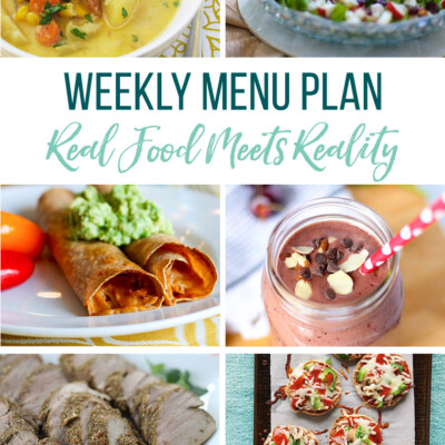 Weekly Menu Plan + Top 5 Hy-Vee Sales (2.22.19)