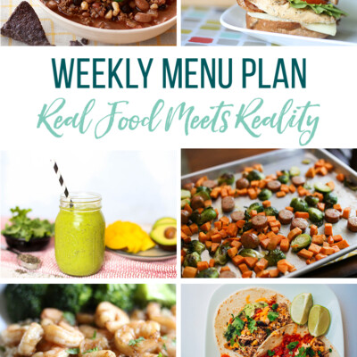 Weekly Menu Plan + Top 5 Hy-Vee Sales (2.15.19)