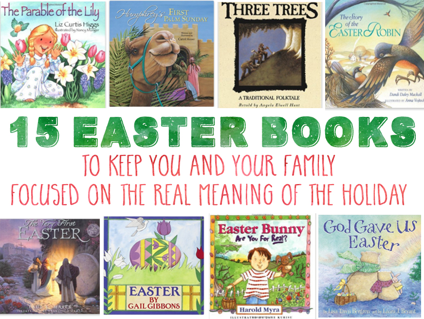 Meaningful Easter Books