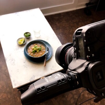 Cookbook Photo Shoot + Charleston Fun
