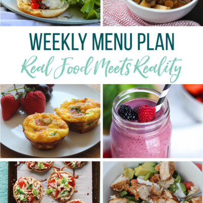 Weekly Menu Plan + Top 5 Hy-Vee Sales (3.15.19)