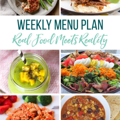 Weekly Menu Plan + Top 5 Hy-Vee Sales (3.8.19)