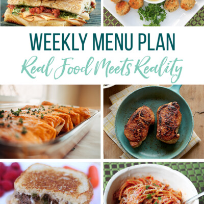 Weekly Menu Plan + Top 5 Hy-Vee Sales (4.19.19)