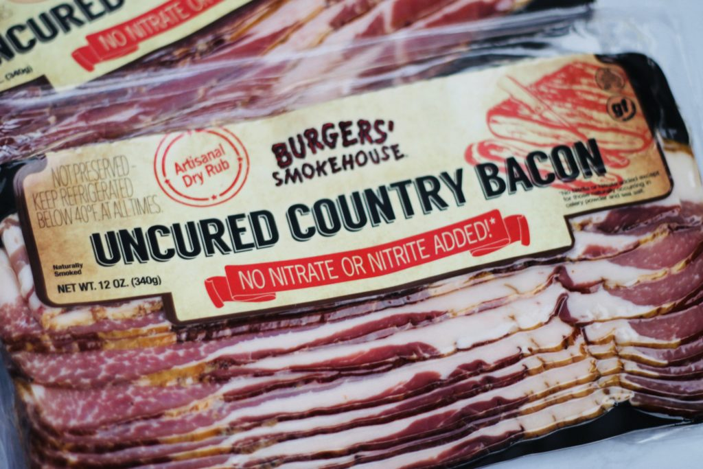 Burgers' Smokehouse Uncured Bacon