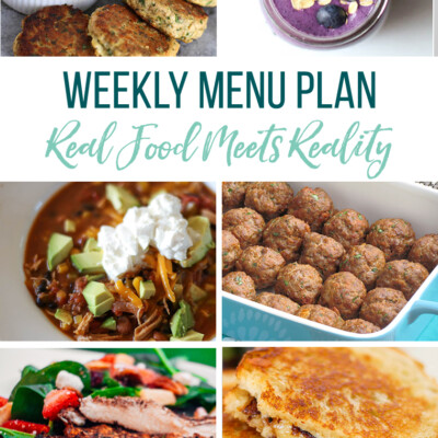 Weekly Menu Plan + Top 5 Hy-Vee Sales (6.21.19)