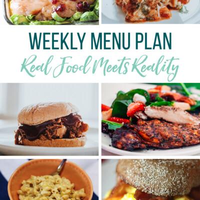 Weekly Menu Plan + Top 5 Hy-Vee Sales (6.7.19)