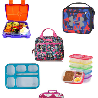 kid lunch boxes and bento boxes
