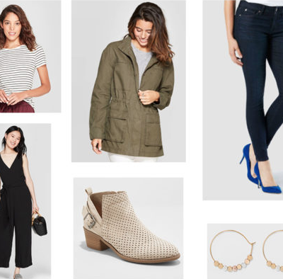 Fall Fashion Must Have Wardrobe Staples from Target (2019 Edition)