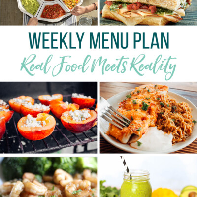 Weekly Menu Plan + Top 5 Hy-Vee Sales (8.23.19)