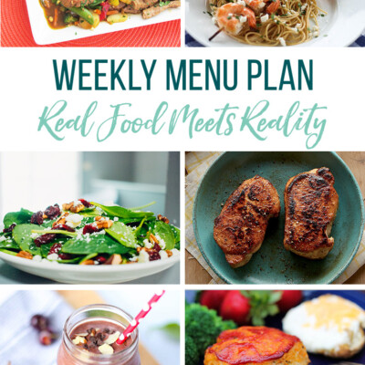 Weekly Menu Plan + Top Hy-Vee Sales (9.20.19)