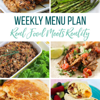 Weekly Menu Plan + Top Hy-Vee Sales (9.13.19)