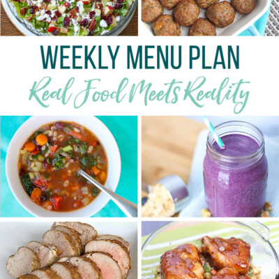 Weekly Menu Plan + Top Hy-Vee Sales (10.4.19)